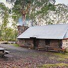 Moscow Villa Hut, Nunniong, Victoria, Australia by Michael Boniwell
