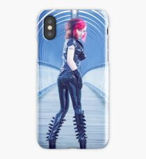 Tunnel of light iPhone Case