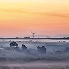 """"""" Mist Of The Golden Solace """" by Richard Couchman"""
