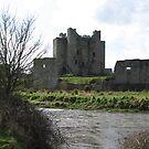 Castle Ruins by Snowkitten
