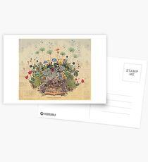 FANTASTIC BOTANICAL Postcards