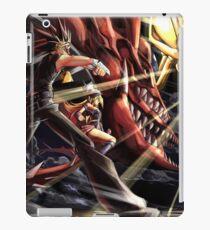 Yu-Gi-Oh ! Yugi Vs Marik iPad Case/Skin