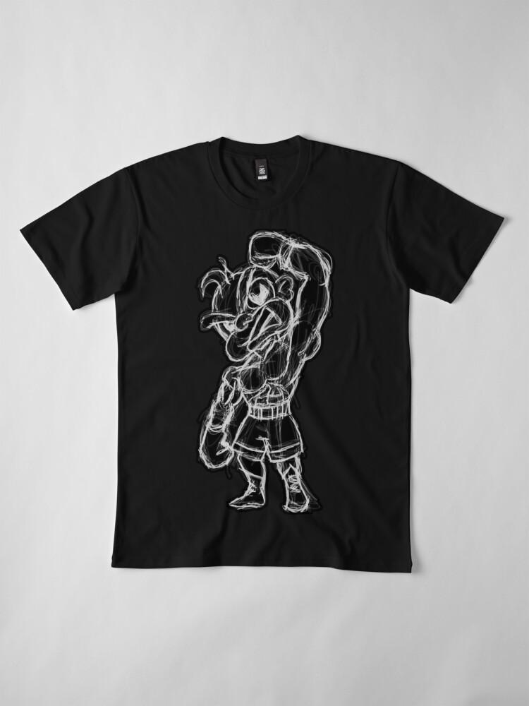 Alternate view of Champion Boxer Premium T-Shirt