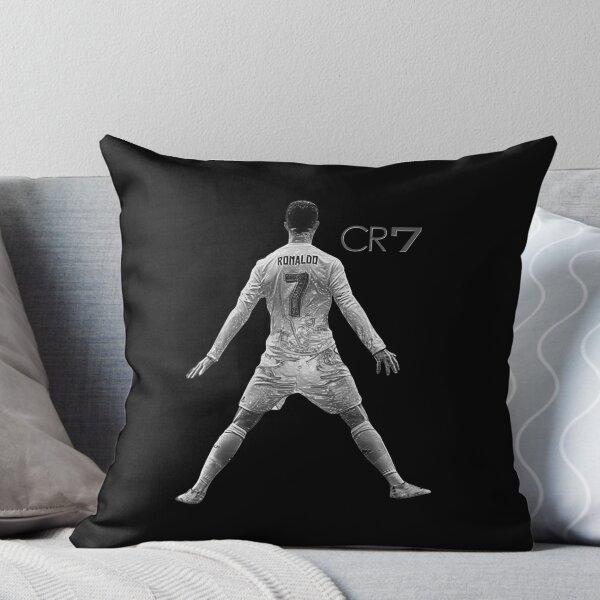 CR7 Ronaldo number one Throw Pillow