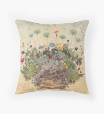 FANTASTIC BOTANICAL Floor Pillow