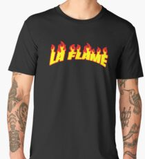La Flame Men's Premium T-Shirt