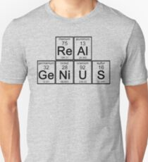 Elements of a Real Genius T-Shirt