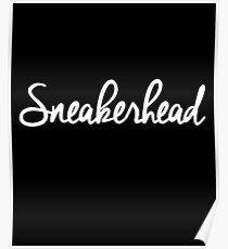 Sneakerhead T-shirt for Sneaker Freak - Sneakerhead Print Poster