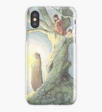 Caught a Wisp iPhone Case