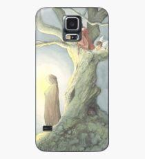 Caught a Wisp Case/Skin for Samsung Galaxy