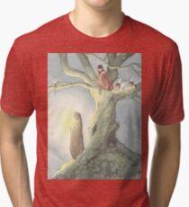 Caught a Wisp Tri-blend T-Shirt