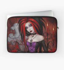 Sylvia the Satanist 2017 Laptop Sleeve