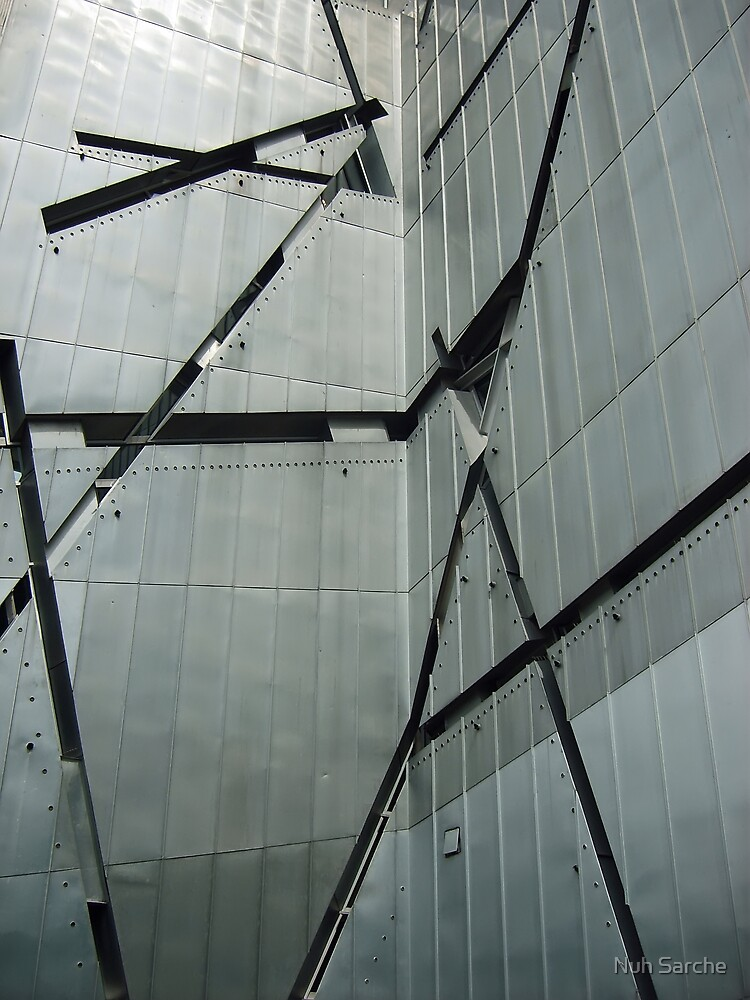 The cladding... by Nuh Sarche