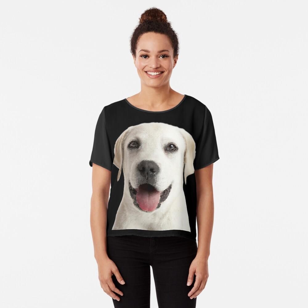 Cachorro Labrador Blusa