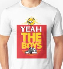 Emu Export Yeah The Boys Unisex T-Shirt