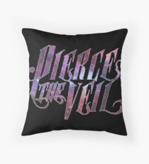 pierce the veil t shirts Throw Pillow