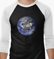 Straight Outta Photoshop Earth T-Shirt