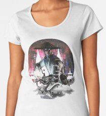 RAIDEN TESLA Women's Premium T-Shirt