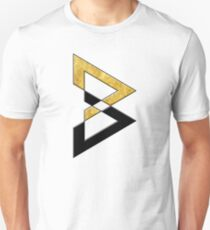 Beast Mode Gold and Black T-Shirt