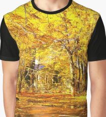 Golden autumn Graphic T-Shirt