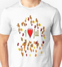 I love fall collection  T-Shirt
