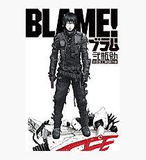 Blame 001 Photographic Print