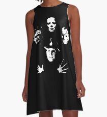 Bloodhemian Rhapsody A-Line Dress