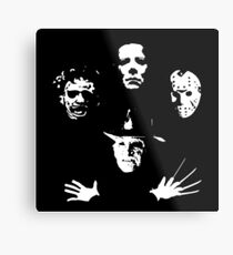 Bloodhemian Rhapsody Metal Print