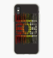 Synthesizer and Drum Machine - Tr 808 Vintage Trails iPhone Case