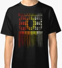 Synthesizer and Drum Machine - Tr 808 Vintage Trails Classic T-Shirt