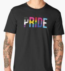 LGBT Flag Pride Men's Premium T-Shirt