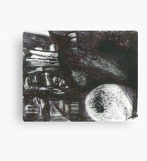 snowdrift Canvas Print