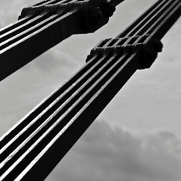 Strength and Lines by maguirephoto