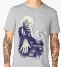 Einstein Deejay Men's Premium T-Shirt