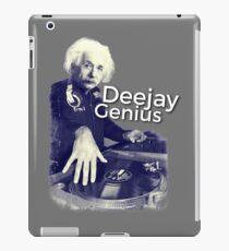 Einstein Deejay iPad Case/Skin