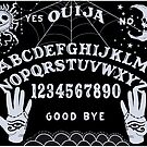 Ouija Art Collection, Occult Themed by Amanda Gatton