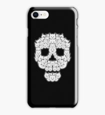 Skull is for Pussies iPhone Case/Skin