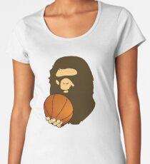 BASKETBALL BAPE APE Women's Premium T-Shirt
