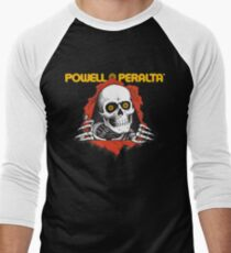 Powell Peralta Yellow Eyes T-Shirt