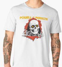 Powell Peralta Yellow Eyes Men's Premium T-Shirt