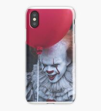 IT - Pennywise with Balloon iPhone Case/Skin