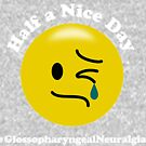 Half a Nice Day - Glossopharyngeal Neuralgia  by FaceFacts