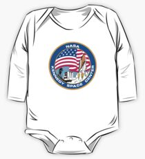 SPACE, NASA, Kennedy Space Center, Logo, Patch Kids Clothes