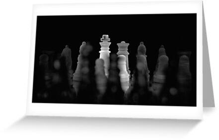 Chess 8: Royal family by Lenka