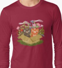 A Carton Of Cute Kitties T-Shirt