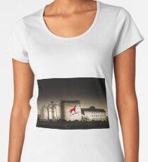Dingo Flour Mill - Fremantle Western Australia  Women's Premium T-Shirt