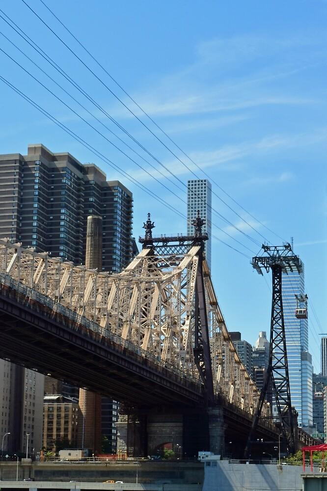 59th Street Bridge No. 4 by SandyTaylorNYC
