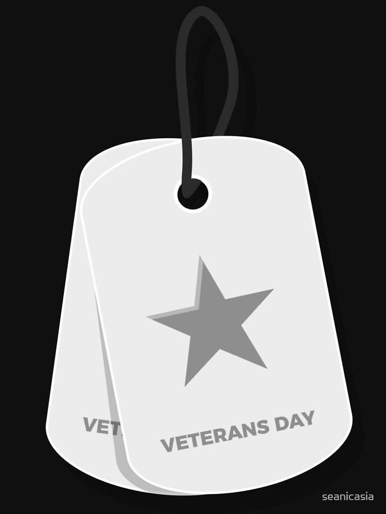 Veterans Day Commemorative Design by seanicasia