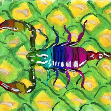 Pride Scorpion by Ensis02