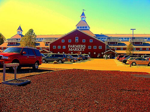 Farmers Market of Elkhart, In by tkwist